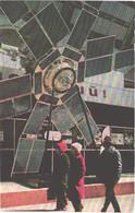 Space Ship Molnia 2, 1980 - Space