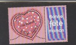FRANCE-2005-N°3747Ac-SAINT VALENTIN-GOMME TROP. MATE - Personnalisés