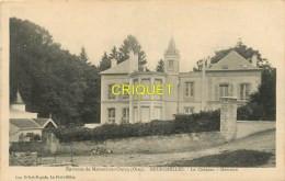 Cpa 60 Neufchelles, Le Chateau, Derrière, écrite 1916 - Otros Municipios