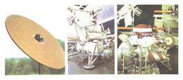 Space Station Luna-16 Model, Mars-3 Model, 1984 - Space