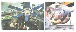 K.E.Tsiolkovski Hall, Sojuz-34 Landing Capsule, 1984 - Space