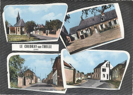 CPSM Le Coudray-sur-Thelle Vues Multiples - Other Municipalities