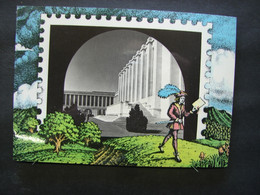 LetDoc. 116. Nations Unies, Office De Genèves En 1984 Meilleurs Voeux - Covers & Documents