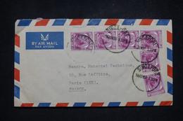 MALAISIE - Enveloppe Commerciale De Singapour Pour La France En 1950 - L 96923 - Federation Of Malaya