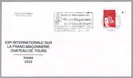 Exposicion Internacional Sobre FRANCMASONERIA. Tours Marceau 2002 - Freimaurerei