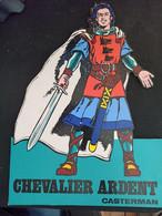 PLV De Chevalier Ardent / Casterman - Werbeobjekte