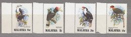 MALAYSIA 1983 Fauna Birds MNH(**) Mi 269-272 #27567 - Ohne Zuordnung