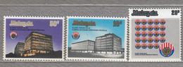 MALAYSIA 1976 MNH(**) Mi 154-156 #27568 - Malaysia (1964-...)