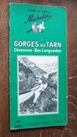 Michelin Guide Gorges Du Tarn Cévennes Bas Languedoc 1959 - Michelin (guide)