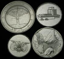 YEMEN Rial / 20 Rials 1993 / 2006 - Lot De 4 Pièces - UNC - Yemen
