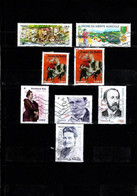 8 TIMBRES  -2021-  OBL.. - Other