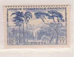 GUINEE        N° YVERT  136  NEUF SANS CHARNIERES  ( NSCH 4 ) - Unused Stamps