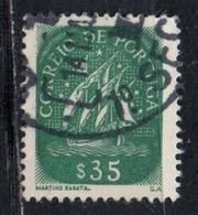 Portogallo, 1943 - 35e Ancient Sailing Vessel - Nr.620 Usato° - Used Stamps