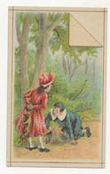 Chromo Grand Bazar Parisien, Ernest Cahuzac, Carmaux 81 - Altri