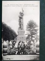 27 ,bouquetot , Le Monument Des Enfants Du Pays - Other Municipalities