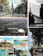 N  20 Lot 100 CPSM Différentes Etrangères - 100 - 499 Postcards