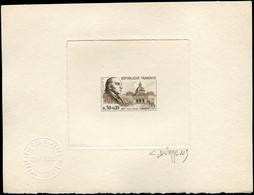 FRANCE Epreuves D'Artiste EPA - 1260, épreuve D'artiste En Brun, Signée: Charcot - Prove D'artista