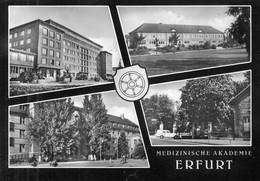 DC3327 - Ak Erfurt Medizinische Akademie - Erfurt