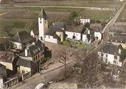 EN AVION AU-DESSUS DE ... SUS (64) Vue Générale (Ed: Lapie) CPSM GF - Autres Communes