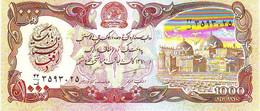 AFGHANISTAN - 1000 Afghanis  - NEUF - - Afghanistan