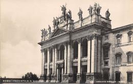 Roma (Italie) - Facciata Di S. Giovanni Laterano - Ohne Zuordnung