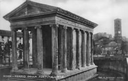 Roma (Italie) - Tempio Della Fortuna Virile - Ohne Zuordnung