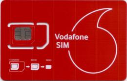 PORTUGAL VODAFONE GSM SIM CARD - Portugal