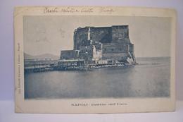 NAPOLI  - Castello  Dell'Uovo - Napoli (Napels)