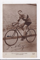 CP CYCLISME Les Gloires Du Cyclisme Jean Alavoine - Ciclismo