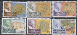 Grenadines N° 228 / 30  X, O Distinction Du Prix Nobel  Les 6 Valeurs Trace De Charnière Ou Oblitérées, TB - America (Other)