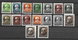 Sarre Belle Petite Collection Neufs/oblitérés 1920. Bonnes Valeurs.  B/TB. A Saisir! - Collections, Lots & Series