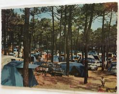 44 Saint Brévin  L Océan 1966 Camping Dans Les Pins  Tentes Caravanes Autos Enfants - Saint-Brevin-l'Océan