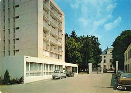 42 Le Coteau Maison De Retraite Communale Voiture Auto Automobile Citroen 2cv 2 Chevaux Autobianchi A112 Simca 1307 - Other Municipalities