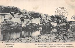 59-MAUBEUGE-N°T2991-A/0283 - Maubeuge