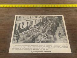 1930 PATI2 Jeunes Patriotes à Genappe - Unclassified