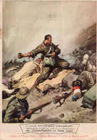 CARABINIERE CIMMARRUSTI Nle Combattimento Di GUNU GADU - VIAGGIATA - Oorlog 1914-18