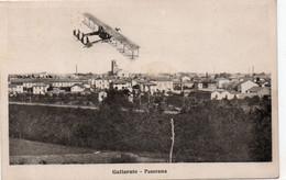 GALLARATE - PANORAMA - Aereo Primo Piano - VARESE - VIAGGIATA - Varese