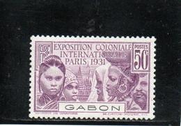 GABON 1931 * - Unused Stamps