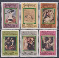 Grenadines N° 243 / 48 XX 400è Anniv. De La Naissance De P. P. Rubens, Les 6 Valeurs  Sans Charnière, TB - America (Other)