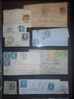 France , Lot De 10 Fragment Napoleon , Ceres - Andere