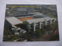 SAINT-ETIENNE (42) : Le Stade  GEOFFROY GUICHARD Avant 2000, Vue Générale - Soccer