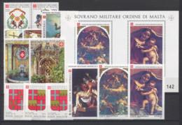 SMOM 1983 Annata Completa/Complete Year MNH/** VF - Malte (Ordre De)