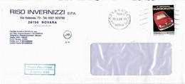 Italien / Italia - Umschlag Echt Gelaufen / Cover Used (f1153) - 2001-10: Marcophilie