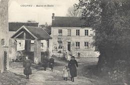 COUPRU Mairie Et Ecole - Non Classificati