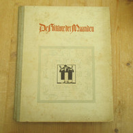 De Folklore Der Maanden Joz Peeters Stadsscholen Gent De Garve 184 Blz Victor Stuyvaerth 1936 - Antique