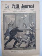 """17 Octobre 1891 """" Le Petit Journal """" N°47 : Médecin-major Assassin à Courbevoie / Brigand Décapité En Algérie - 1850 - 1899"""