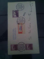 Letter, ČSR I, Used, Year: Recomanded, Price: 10 Eur; - Cartas