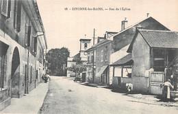 01-DIVONNE LES BAINS-N°T5028-D/0371 - Divonne Les Bains