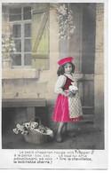Fairytale - Conte De Fée - Märchen - Le Petit Chaperon Rouge, Little Red Riding Hood, Rotkäppchen - Vertellingen, Fabels & Legenden