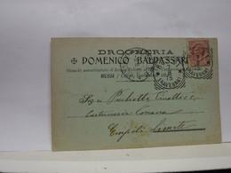 RUSSI   -- RAVENNA  --  DOMENICO BALDASSARI  -- DROGHERIA-- ARMI- PALLINI - CARTUCCE - Ravenna